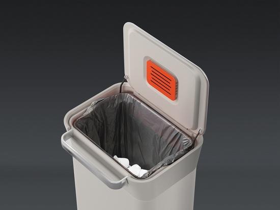 Контейнер для мусора с прессом Joseph Joseph Titan 30L 7