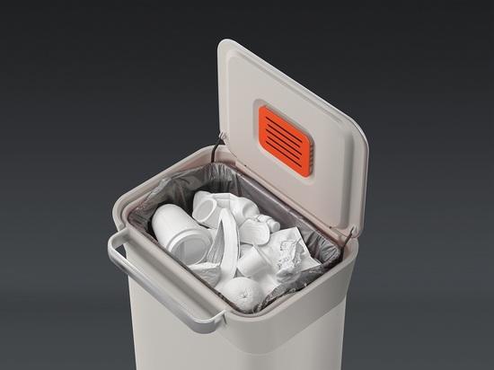 Контейнер для мусора с прессом Joseph Joseph Titan 30L 11
