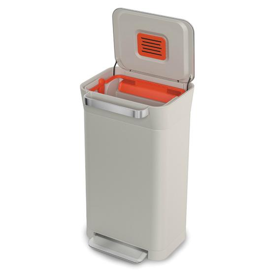 Контейнер для мусора с прессом Joseph Joseph Titan 30L 3