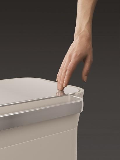 Контейнер для мусора с прессом Joseph Joseph Titan 30L 6