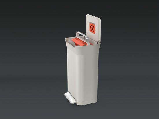 Контейнер для мусора с прессом Joseph Joseph Titan 30L 5