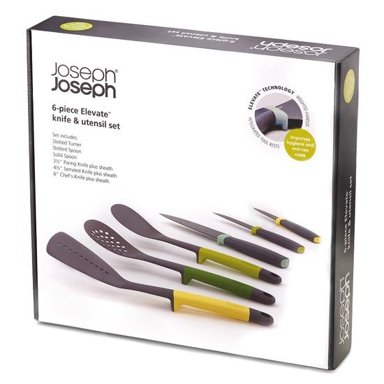 Набор из кухонных инструментов и ножей Joseph Joseph Elevate™ 2