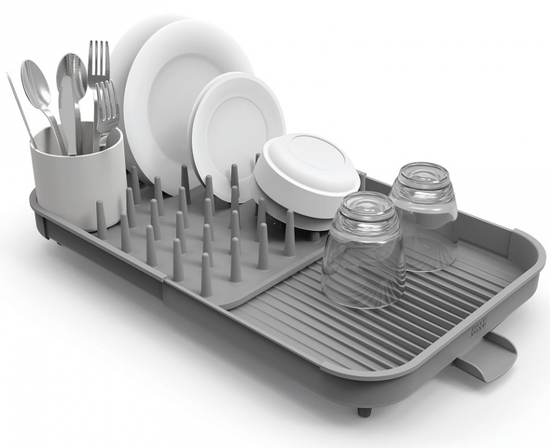 Сушилка раздвижная для посуды Joseph Joseph Duo 3