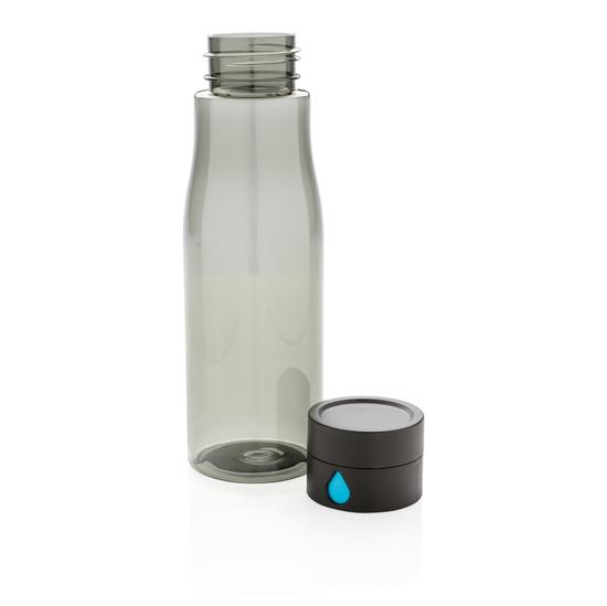 Бутылка для воды с счётчиком выпитого Aqua Tritan 650 ml 4