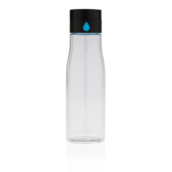 Бутылка для воды с счётчиком выпитого Aqua Tritan 650 ml 1