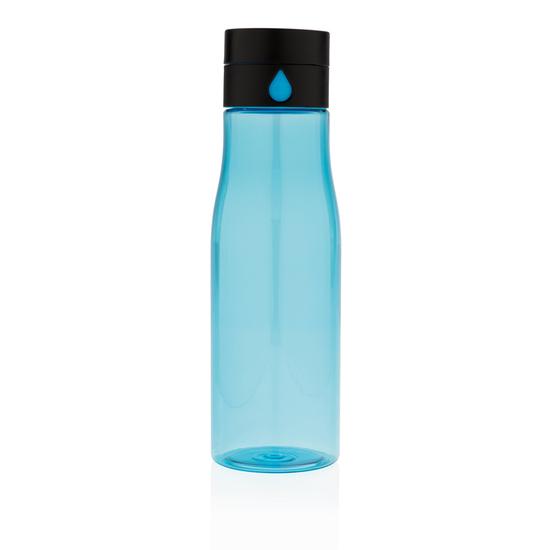 Бутылка для воды с счётчиком выпитого Aqua Tritan 650 ml 2