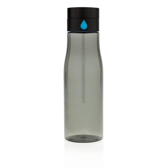 Бутылка для воды с счётчиком выпитого Aqua Tritan 650 ml 3
