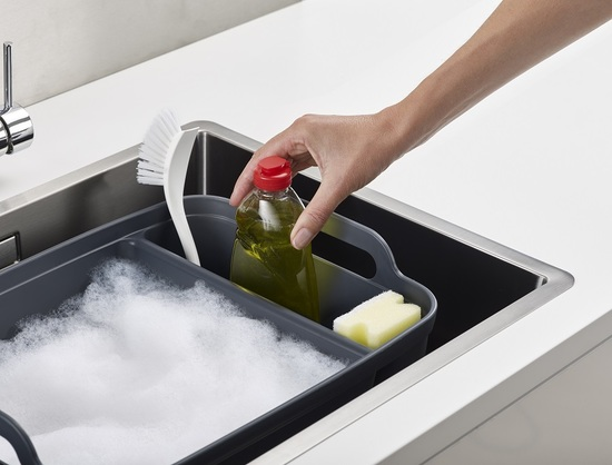Контейнер для мытья посуды Joseph Joseph Wash&Drain™ 5
