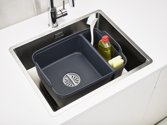 Контейнер для мытья посуды Joseph Joseph Wash&Drain™ 6
