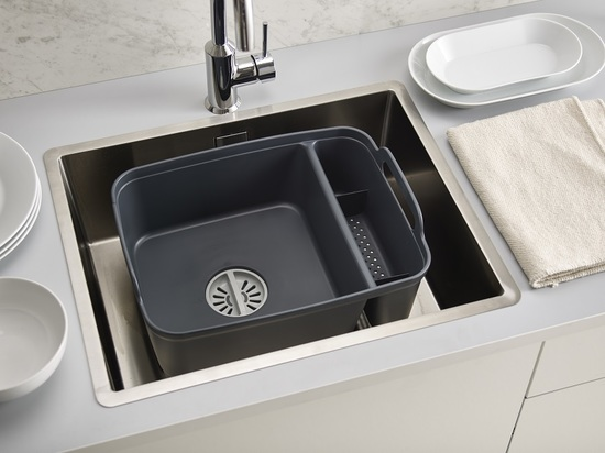 Контейнер для мытья посуды Joseph Joseph Wash&Drain™ 4