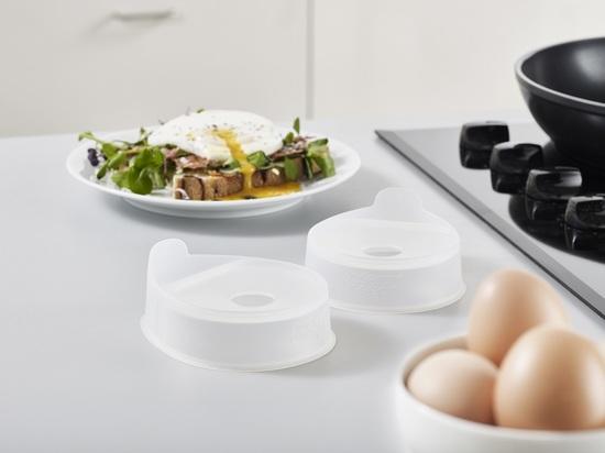 Набор из 2 форм для приготовления яичницы Joseph Joseph Froach Pods™ 8