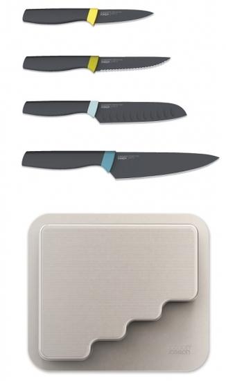 Набор из 4 ножей в подвесной подставке Joseph Joseph Doorstore 5