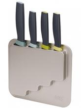 Набор из 4 ножей в подвесной подставке Joseph Joseph Doorstore