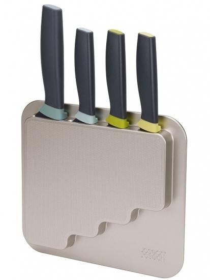 Набор из 4 ножей в подвесной подставке Joseph Joseph Doorstore 2