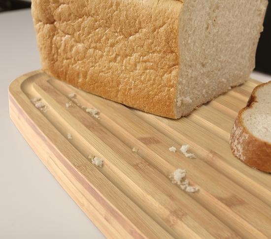 Хлебница пластиковая с разделочной доской Joseph Joseph Bread Bin 3