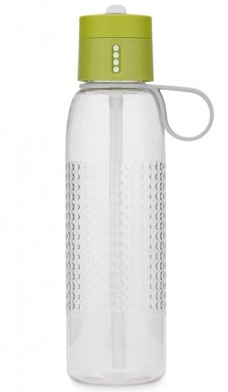 Бутылка для воды с счётчиком выпитого Joseph Joseph Dot Active 750 ml 2