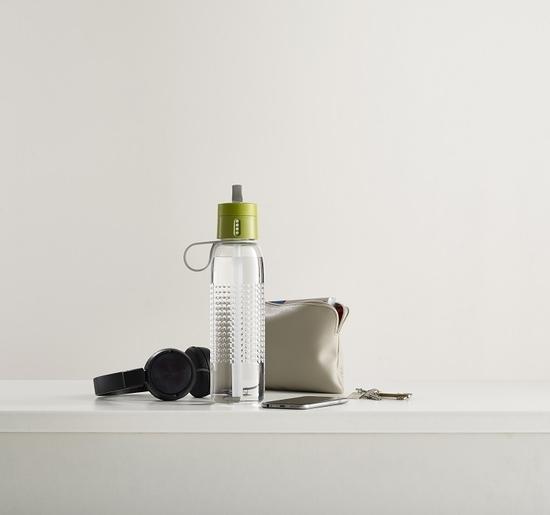 Бутылка для воды с счётчиком выпитого Joseph Joseph Dot Active 750 ml 14