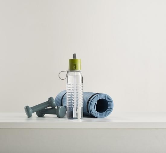 Бутылка для воды с счётчиком выпитого Joseph Joseph Dot Active 750 ml 13