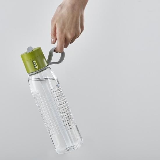 Бутылка для воды с счётчиком выпитого Joseph Joseph Dot Active 750 ml 15