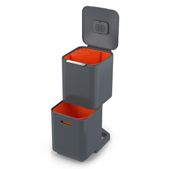 Контейнер для мусора с двумя баками Joseph Joseph Totem Compact 40 L 13