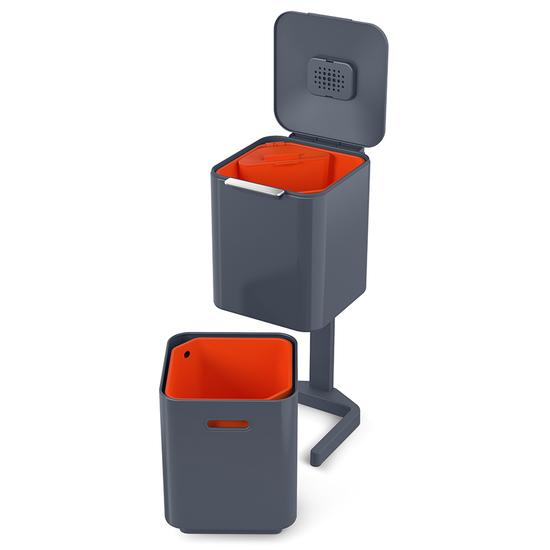 Контейнер для мусора с двумя баками Joseph Joseph Totem Compact 40 L 5