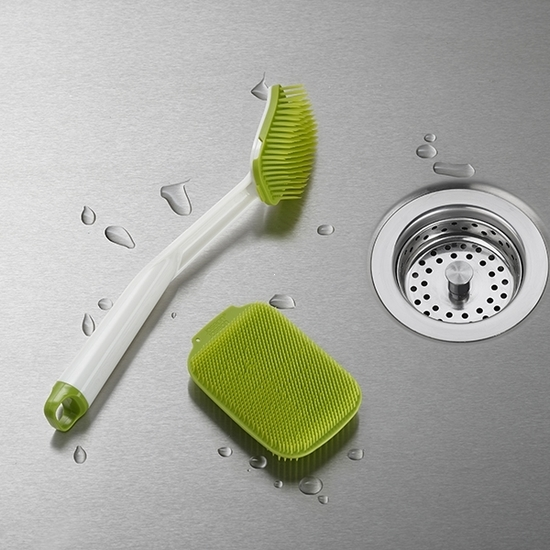 Набор из 2 щеток для мытья посуды Joseph Jopseh Cleantech 1