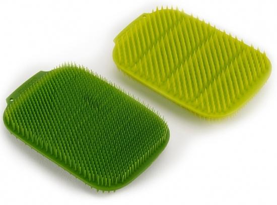 Набор из 2 щёток для мытья посуды Joseph Joseph Cleantech 10