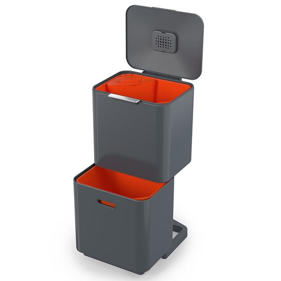 Контейнер для мусора с двумя баками Joseph Joseph Totem Max 60 L 3