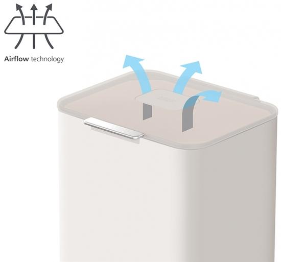 Контейнер для мусора с двумя баками Joseph Joseph Totem Pop 40 L 10