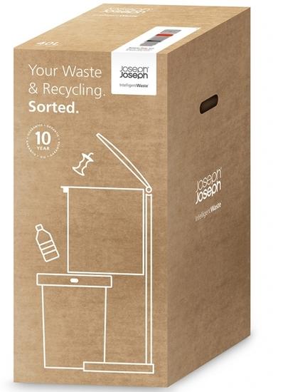 Контейнер для мусора с двумя баками Joseph Joseph Totem Pop 40 L 9
