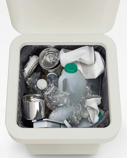 Контейнер для мусора с двумя баками Joseph Joseph Totem Pop 40 L 14