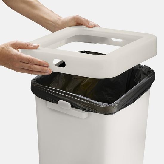 Контейнер для мусора с двумя баками Joseph Joseph Totem Pop 40 L 18