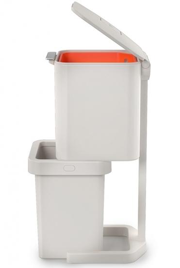 Контейнер для мусора с двумя баками Joseph Joseph Totem Pop 60 L 3