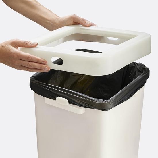 Контейнер для мусора с двумя баками Joseph Joseph Totem Pop 60 L 8