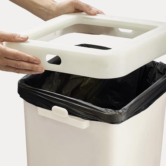 Контейнер для мусора с двумя баками Joseph Joseph Totem Pop 60 L 11