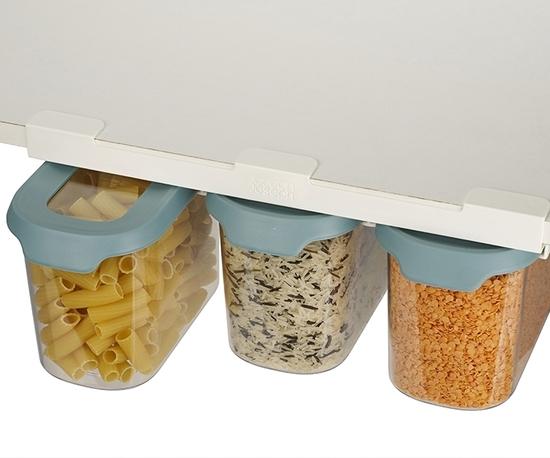 Набор из 3 подвесных контейнеров для хранения Joseph Joseph Cupboardstore 1300 ml 10