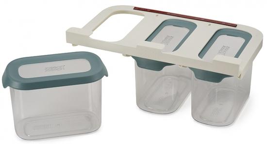 Набор из 3 подвесных контейнеров для хранения Joseph Joseph Cupboardstore 1300 ml 3