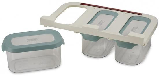 Набор из 3 подвесных контейнеров для хранения Joseph Joseph Cupboardstore 900 ml 2