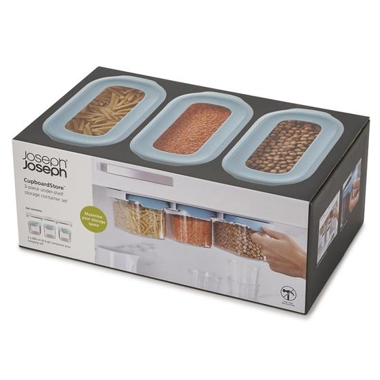 Набор из 3 подвесных контейнеров для хранения Joseph Joseph Cupboardstore 900 ml 14