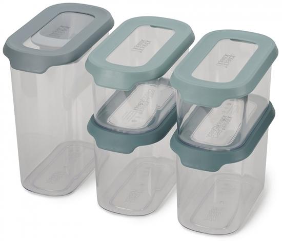 Набор из 5 контейнеров для хранения Joseph Joseph Cupboardstore 2