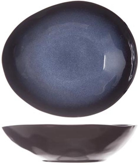 Тарелка глубокая Sapphire 20X17 CM 1