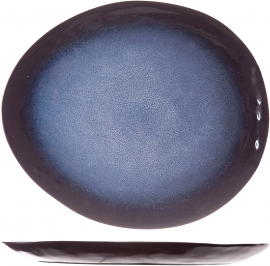 Тарелка Sapphire 28X23 CM 1