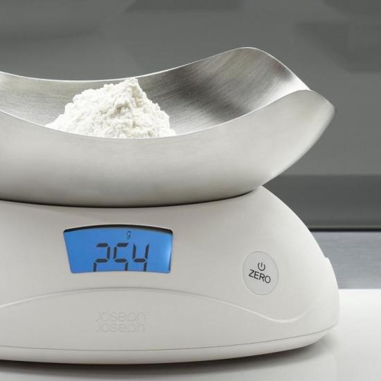 Весы кухонные Joseph Joseph Shell™ Scales 3