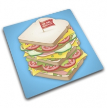 Разделочная доска Joseph Joseph Sandwich Cutting Board