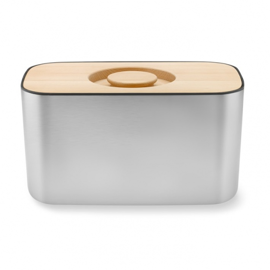 Хлебница с деревянной крышкой Joseph Joseph Bread Bin™ 100 Collection 1