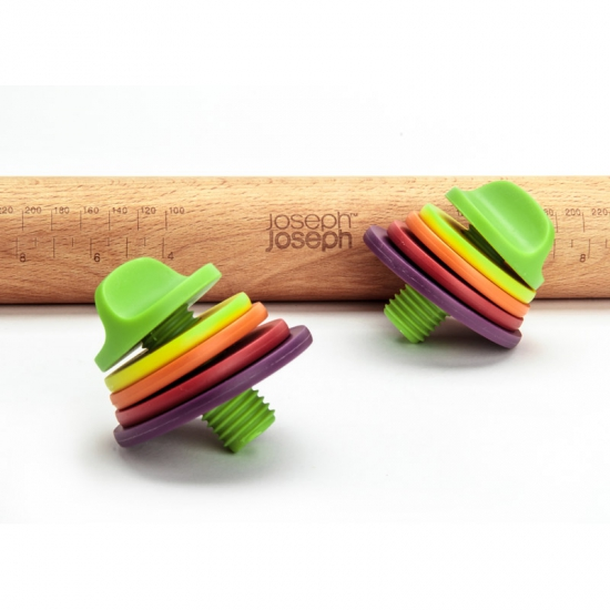 Скалка регулируемая Joseph Joseph Adjustable Rolling Pin 1