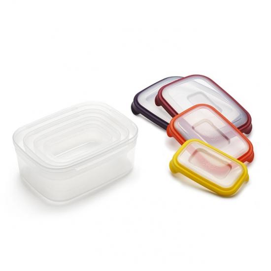 Контейнеры для хранения продуктов Joseph Joseph Nest™ Storage Set of 4 3