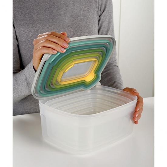 Контейнеры для хранения пищевых продуктов Joseph Joseph Nest™ Storage Set of 6 6