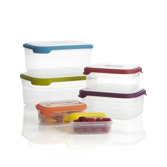 Контейнеры для хранения пищевых продуктов Joseph Joseph Nest™ Storage Set of 6 11