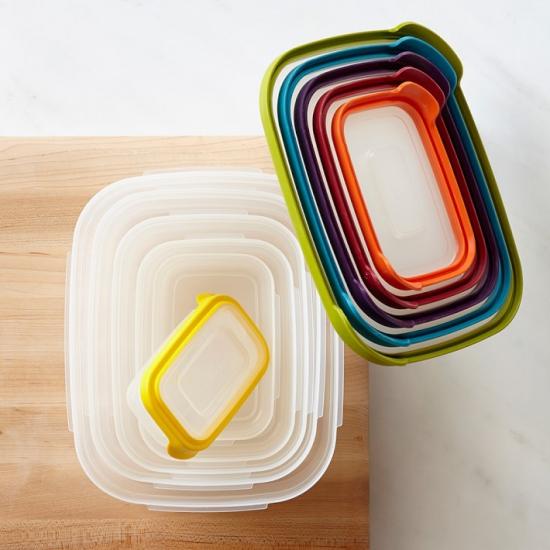 Контейнеры для хранения пищевых продуктов Joseph Joseph Nest™ Storage Set of 6 8